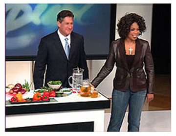 Dr. Nicholas Perricone on the Oprah Show, 2004
